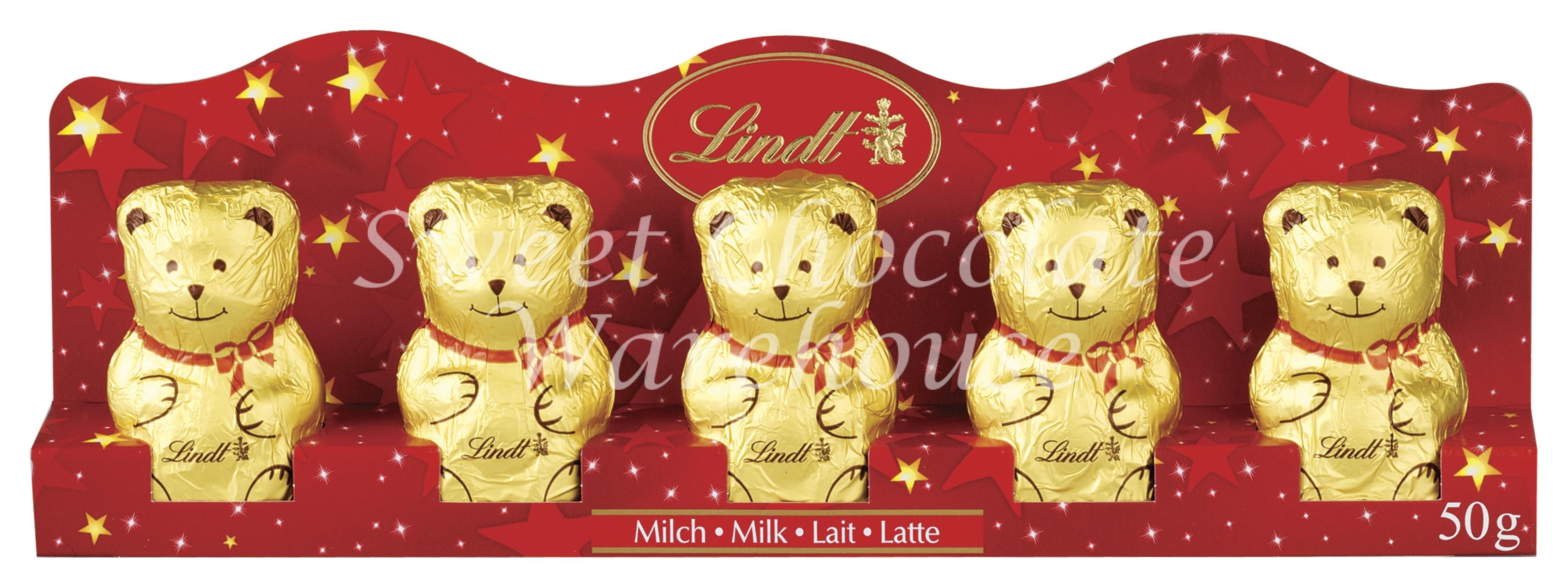 lindt 5 beutel kaufen teddy gratis
