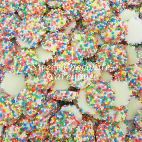 White Chocolate Multi Sparkles