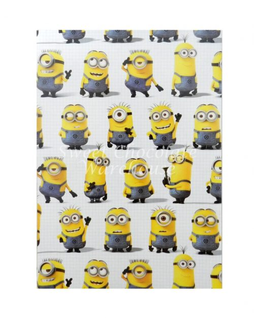 minions-wrapping-paper