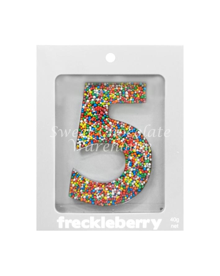 Freckle Number  U2013 5