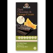 Dark orange sugarless