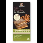 Milk Almond sugarless