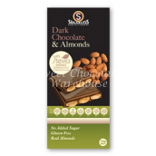 Dark Almond sugarless