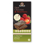 Dark Strawberry sugarless
