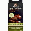 Sugarless Stevia Milk Chocolate & Hazelnut Cream 100g