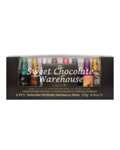 Anthon Berg chocolate liquers 8 pieces 125g