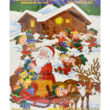 jacquot christmas milk chocolate advent calendar 75g