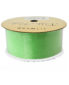 Light Green Organza Ribbon 38mm x 4m