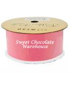 Dark Pink Satin Ribbon 38mm x 4m